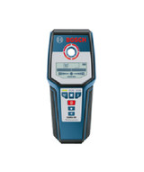 Bosch GMS120  Multi Detector Wall Scanner - Wood, Metal, Live Wire