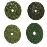 Makita D-15805  8 Piece Polishing Pad Kit
