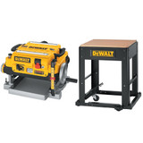 Dewalt DW735S  13in Planer With Stand