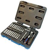 JET 600125 1/4 Drive 42 Piece Socket Set