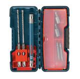 Bosch HC2309 SDS+ Tapcon Anchor Drive Installation Kit 7 Piece