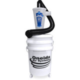 Oneida Air Systems ON-AXD000004 Oneida Dust Deputy Deluxe Cyclone Kit 5 Gallon