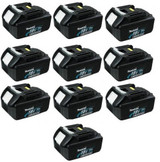 Makita BL1830-10  18V Lithium-Ion BL1830 10 Pack-3AH (Bulk)
