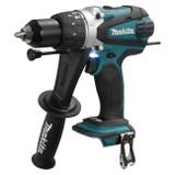 """Makita DHP458Z  18V 1/2"""" 2 Speed Hammer Drill - Bare Tool"""