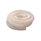 "King Canada KING-K-1033-50  4"" Clear Flex Dust Hose 50 Ft Roll"