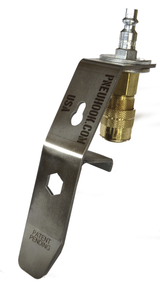 "Pneuhook PNEUHOOK1004 Quick Change Pneumatic Tool Hook 1/4"" I/M"