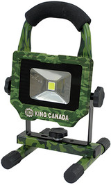 King Canada KC-1202LED-C 1,200 Lumen LED Light - Cordless