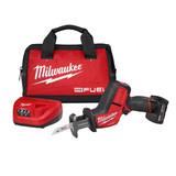 Milwaukee 2520-21XC M12 Fuel Hackzall Kit