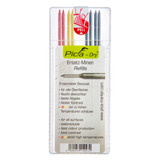Pica-Marker PICA-4020 Pica-Dry Longlife Lead Replacement (4 Regular, 2 Red, 2 Yellow)