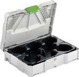 Festool FES-497687  Systainer With Insert For DX 93 E and RO 90 Abrasives