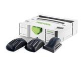 Festool FES-203154  Hand Sanding Block Set in Mini Systainer