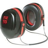 3M 3M-H10B  Peltor Optime 105 Behind-the-Head Earmuffs