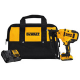 Dewalt DCN660D1 20V MAX 16ga Angled Brushless Cordless Finish Nailer Kit -2AH Kit