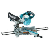 "Makita MAK-DLS714Z 7-1/2"" Cordless Dual Sliding Compound Mitre Saw with Brushless Motor 36V"