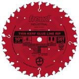 """Freud FRE-LM75R010  10"""" Industrial Thin Kerf Glue Line Ripping Blade"""