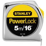 Stanley Hand Tools ST-33-158  5m/16 ft PowerLock Tape Rule