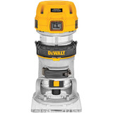 DeWALT DEW-DWP611  1-1/4 HP MAX Torque Variable Speed Compact Router with LED's