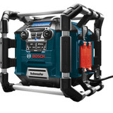 Bosch PB360C The NEW Bosch Job Site Radio/Charger/Digital Media Stereo - Bluetooth