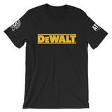 Atlas Machinery Custom Shirt - DeWALT