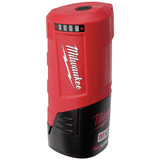 Milwaukee 49-24-2310  M12 Power Source - 2.1 AMP (Battery sold separately)