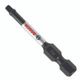 Bosch ITSQ2201  Impact Tough 2 In. Square #2 Power Bit