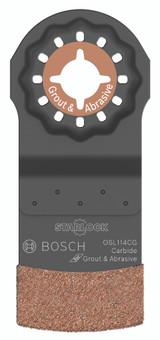Bosch OSL114CG  1-1/4 In. Starlock Carbide Grit Plunge Cut Blade