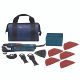 Bosch GOP40-30B  StarlockPlus Oscillating Multi-Tool Kit with Snap-In Blade Attachment