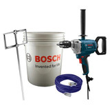 Bosch GBM9-16B 5/8 In. Drill/Mixer W/ Bucket