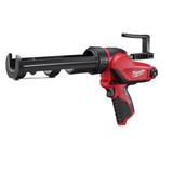 Milwaukee 2441-20 M12 10oz. Caulk and Adhesive Gun (Bare Tool)