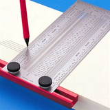 Incra INC-T-RULE150M 150mm T-RULE - TO 0.25mm