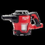 Milwaukee MIL-0882-20  M18 Compact Vacuum
