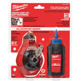 Milwaukee 48-22-3992  100' Precision Line Kit w/ Blue Chalk