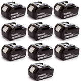 Makita BL1840-10  Ten Pack of 18V 4Ah Li-Ion Battery BL1840
