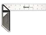 "L. S. Starrett K53-8-N  8"" Stainless Steel Carpenter's Try Square"