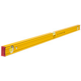 Stabila STAB-29048 48-Inch Type 80A-2 3-Vial Contractors Level