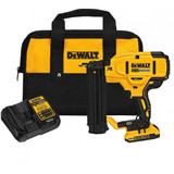 DeWALT DEW-DCN680D1  20V MAX XR 18 Ga Brushless Brad Nailer Kit with 2.0Ah Battery
