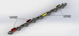 Granberg GBI-G7293  3/8 x .063 Ripping Chain - 1 Ft