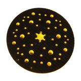 Mirka Abrasives MIR-916GV48  6 in. 5/16 x 24 Grip Faced 48-Hole Vacuum Pad