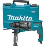 "Makita HR2631F 1"" AVT Rotary Hammer, accepts SDS-PLUS bits"