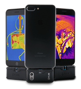 Flir Systems FLIR-ONEPROIOS ONE PRO Thermal Imaging Camera Attachment for iOS