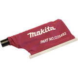 Makita 122548-3 Dust Bag for 9924DB+9900B