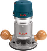 Bosch BOS-1617EVS  12 AMP Variable Speed Fixed-Base Router