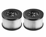 Dewalt DWV9330  Replacement HEPA Filter Set for DWV010 & DWV012 (TYPE 2) Dust Extractors