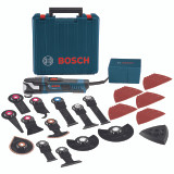 Bosch GOP55-36C2  40 pc. StarlockMax Oscillating Multi-Tool Kit