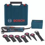 Bosch GOP55-36C1 8 pc. StarlockMax Oscillating Multi-Tool Kit