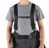 DiamondBack ToolBelts DBT-DB4-7-BK-X-X  Basic Suspenders
