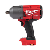 "Milwaukee 2766-20  M18 FUEL High Torque 1/2"" Impact Wrench with Pin Detent (Tool Only)"
