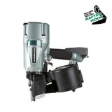 """Metabo-HPT HIT-NV83A5 83mm (3-1/4"""") Coil Nailer (Wire Collated Coil Nails)"""