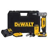 DeWALT DCE400D2  20V MAX 1 in. PEX Expander Kit with 2x 2.0Ah Batteries