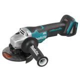 "Makita DGA508Z  5"" Cordless Angle Grinder with Brushless Motor and Electric Brake"